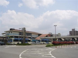 幕張本郷駅の写真 南口