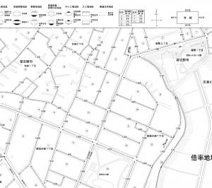 習志野市 路線価図