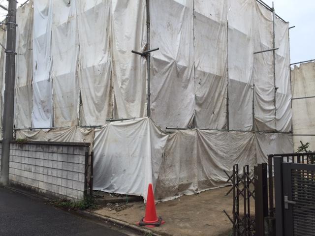 JR 幕張本郷駅 徒歩圏 習志野市花咲 建築条件無 売地 土地 角地