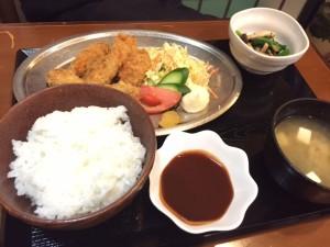 津田沼|定食