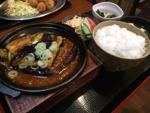 津田沼|麻婆茄子(マーボーナス)