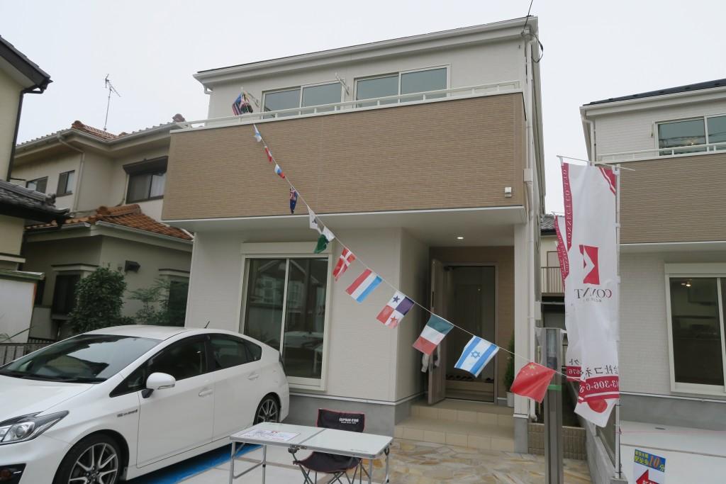 JR幕張本郷駅まで徒歩10分|高台|新築戸建
