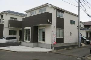 鷺沼小学校学区の新築戸建 JR幕張本郷駅まで徒歩15分