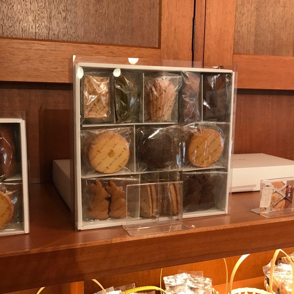 谷津で菓子折りなら「金のうさぎ」の菓子折りが丁度良い!
