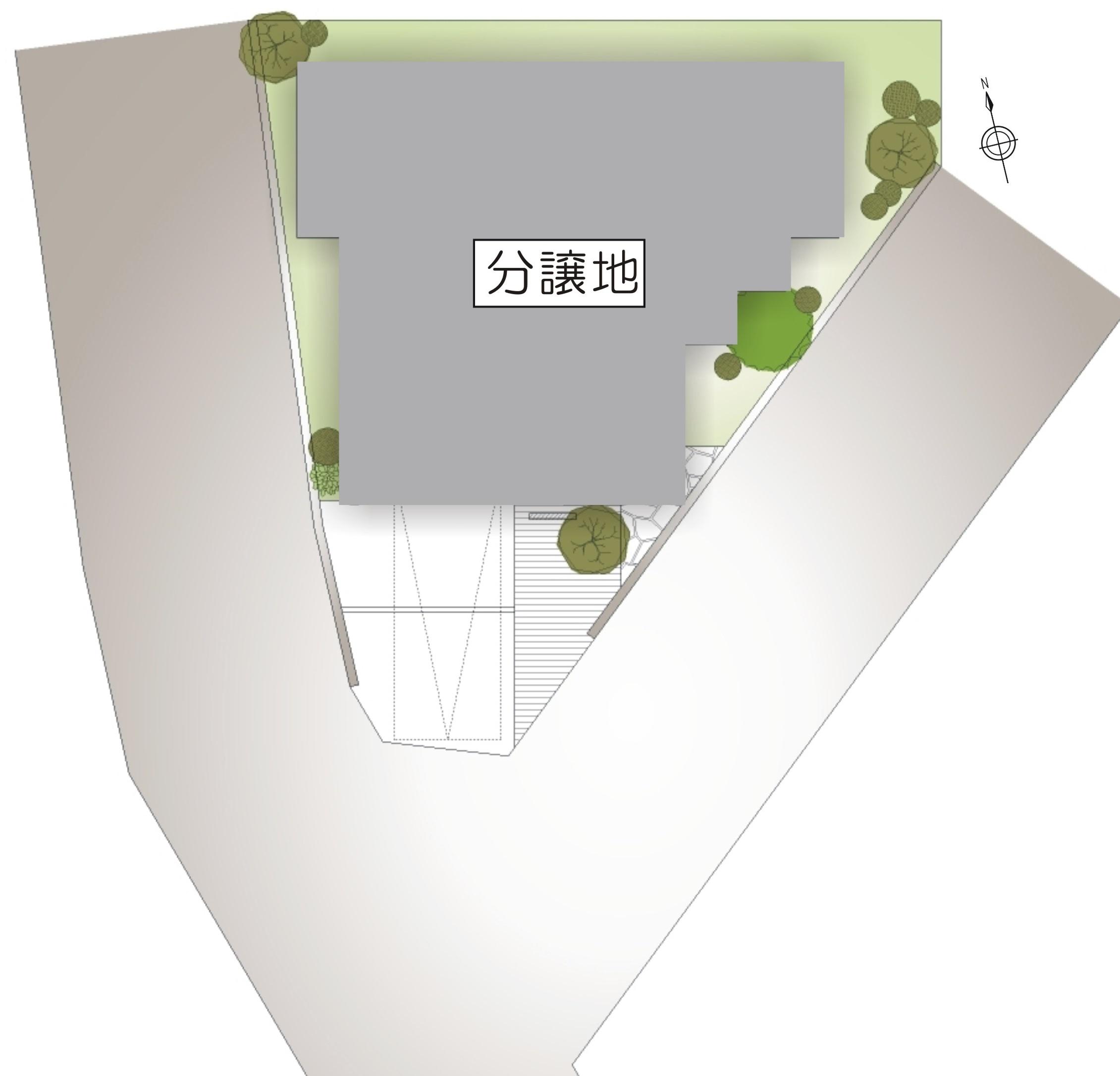 京成津田沼駅|角地
