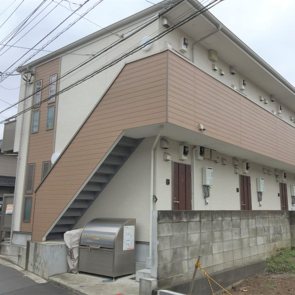 【アレンデール】船橋市前原東|不動産|売アパート