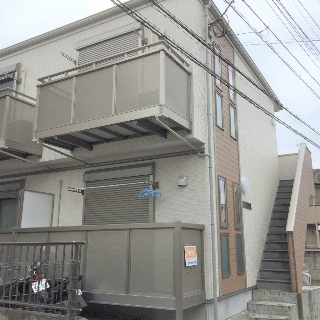 【アレンデール】船橋市前原東|売アパート