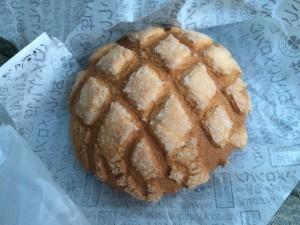 【プレーン味】アルテリア・ベーカリーのおいしいメロンパン【京成大久保店】