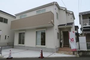 JR幕張本郷駅まで徒歩10分 新築戸建